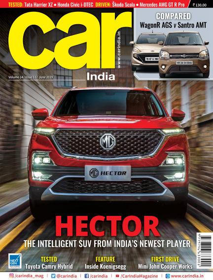 Car India June 03, 2019 00:00