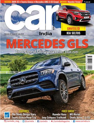 Car India July 2019