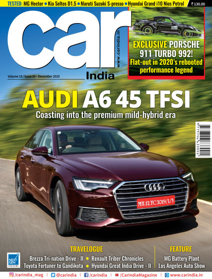 Car India December 02, 2019 00:00