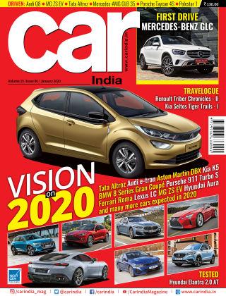 Car India Jan 2020