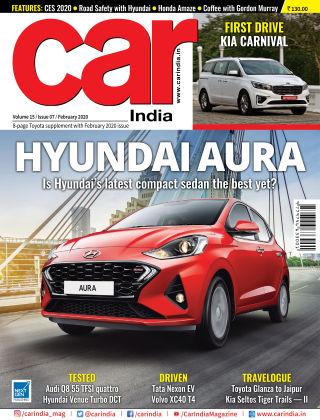 Car India Feb 2020