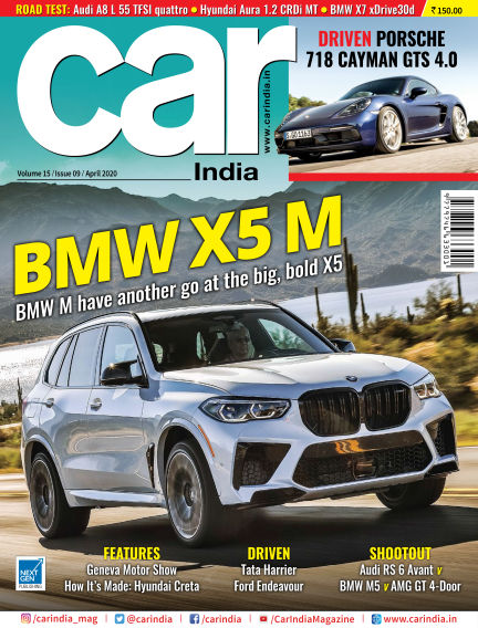 Car India March 26, 2020 00:00