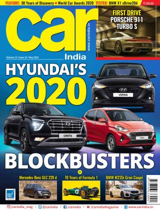 Car India May 2020