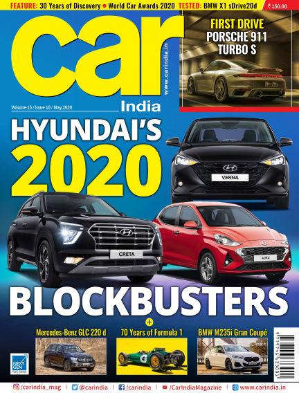 Car India May 04, 2020 00:00