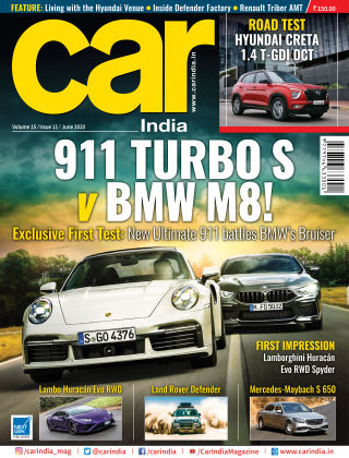 Car India June 2020