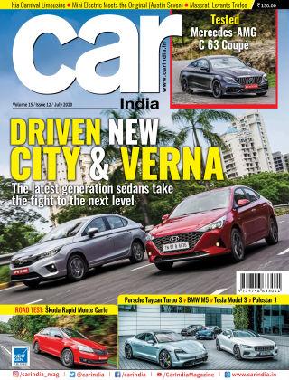 Car India July 2020