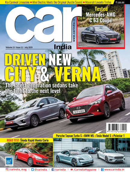 Car India July 06, 2020 00:00