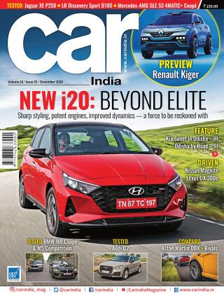 Car India December 2020
