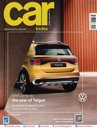 Car India January 2021
