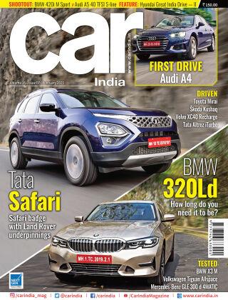 Car India February 2021