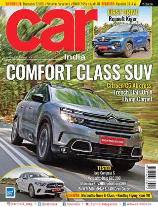 Car India March 2021