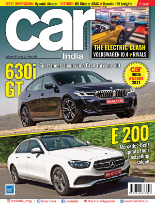 Car India May 2021