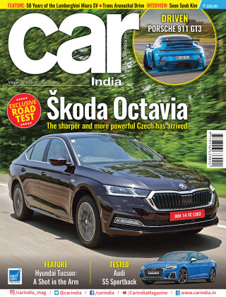 Car India June 2021