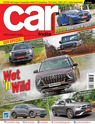 Car India July 2021