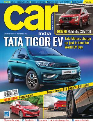 Car India September 2021
