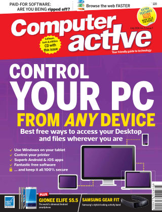 Computeractive July 2014