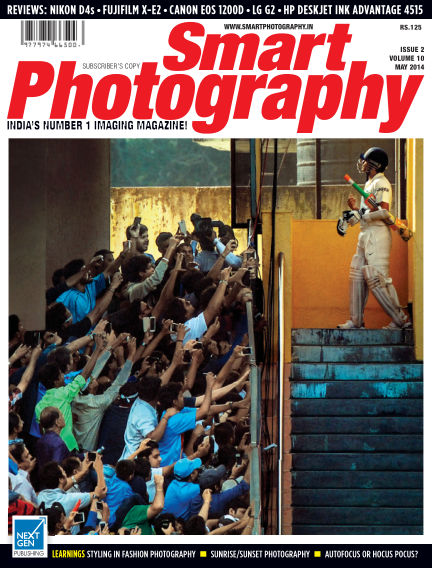 Smart Photography May 01, 2014 00:00