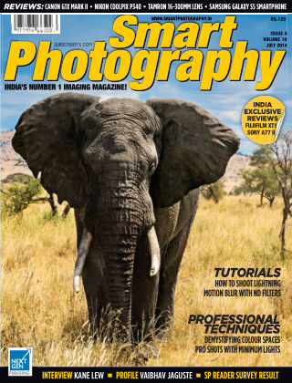 Smart Photography July 2014