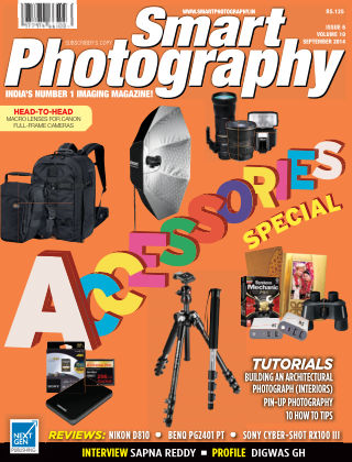 Smart Photography September 2014