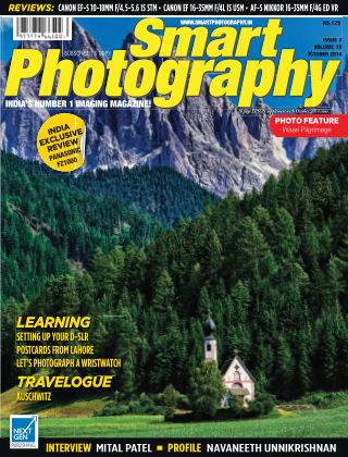 Smart Photography October 2014