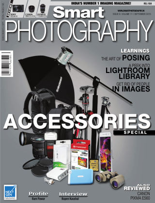 Smart Photography September 2015
