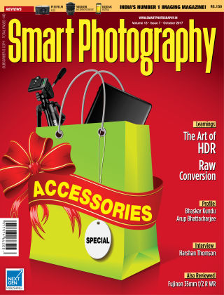 Smart Photography October 2017