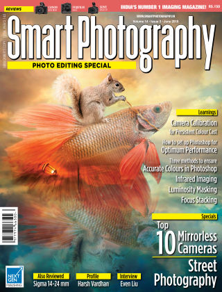 Smart Photography June 2018