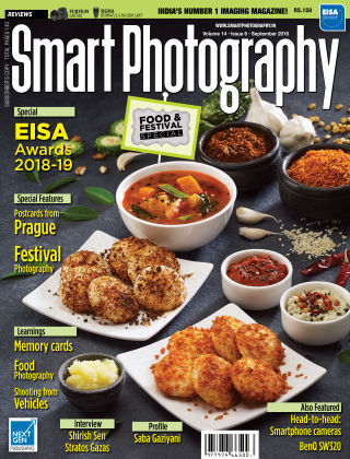 Smart Photography Sept 2018