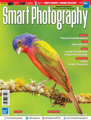Smart Photography August 2020