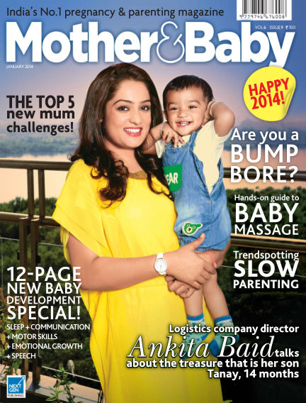 Mother & Baby India January 01, 2014 00:00