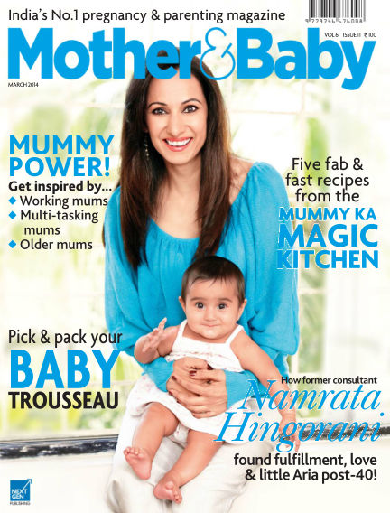 Mother & Baby India March 01, 2014 00:00