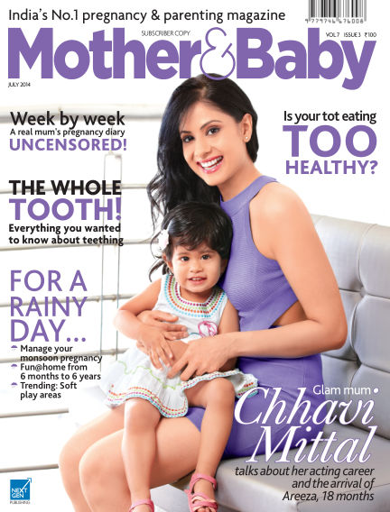 Mother & Baby India July 04, 2014 00:00
