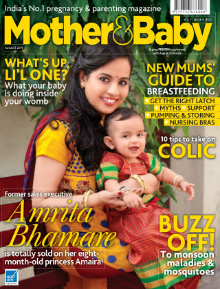 Mother & Baby India August 2014