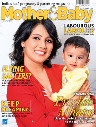 Mother & Baby India November 2014