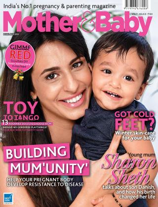 Mother & Baby India December 2014
