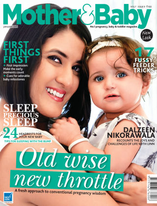 Mother & Baby India January 2015