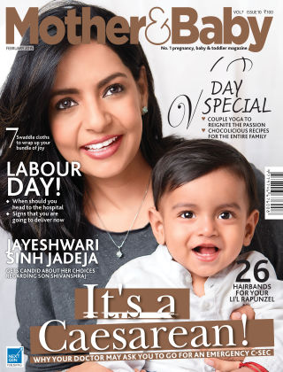Mother & Baby India February 2015