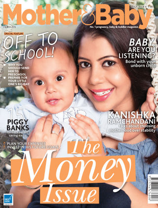 Mother & Baby India March 2015
