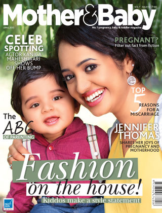 Mother & Baby India April 2015