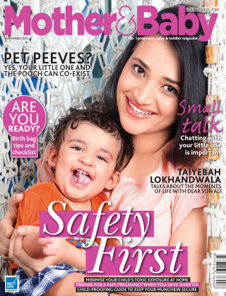 Mother & Baby India September 2015