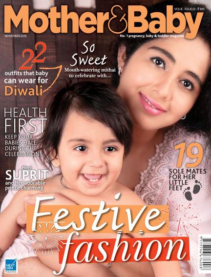 Mother & Baby India November 04, 2015 00:00