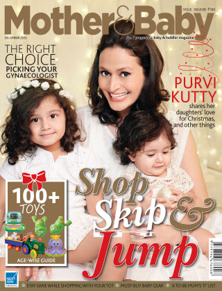 Mother & Baby India December 2015