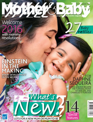Mother & Baby India January 2016