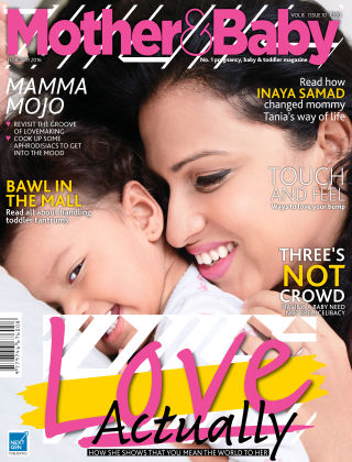 Mother & Baby India February 2016