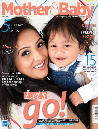 Mother & Baby India April 2016
