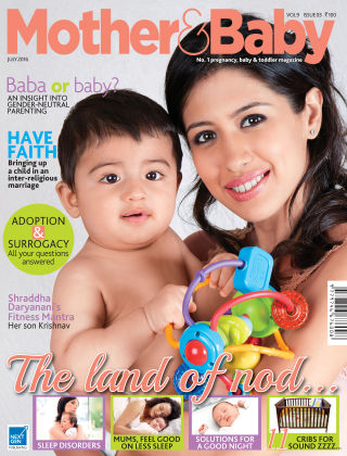 Mother & Baby India July 2016