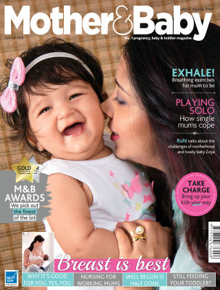 Mother & Baby India August 2016