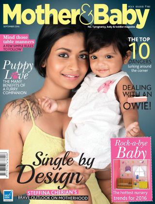 Mother & Baby India September 2016