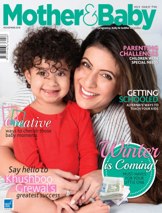 Mother & Baby India November 2016