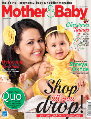 Mother & Baby India December 2016